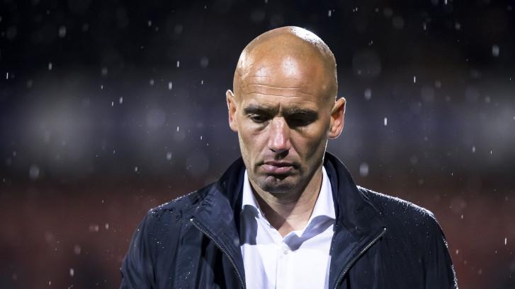 Woedende Van der Gaag: Spelers hebben de club in de steek gelaten