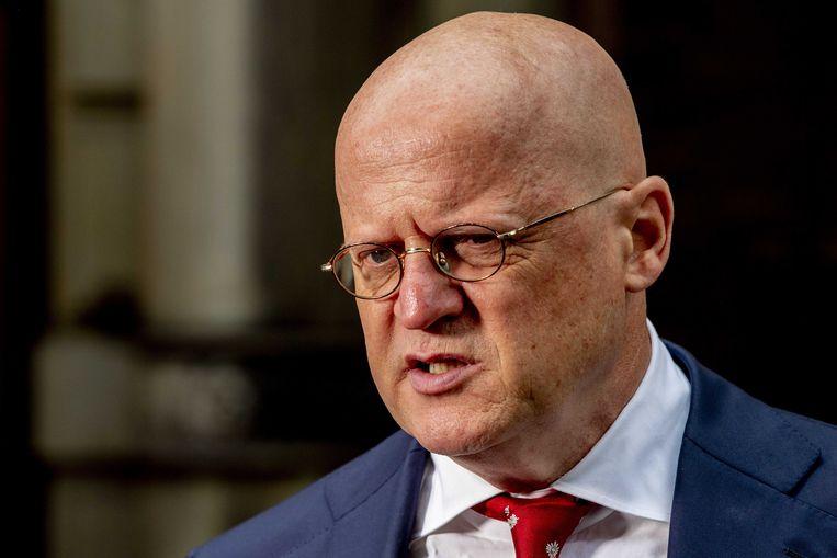 Minister Ferd Grapperhaus. Beeld ANP