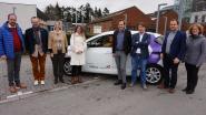 Word coöperant van deelproject en gebruik elektrische wagen van gemeente