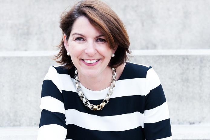 VVD-wethouder Ellen Mulder.
