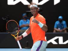 Steeds fittere Nadal zonder setverlies naar kwartfinale in Melbourne