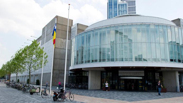 Het stadhuis van Almere.