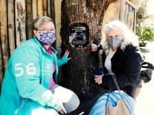Doodgeschoten apen Karibuna en Mike herdacht met monument in DierenPark Amersfoort: 'Het is heel zwaar geweest'
