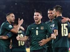 Italië met zevende overwinning naar EK