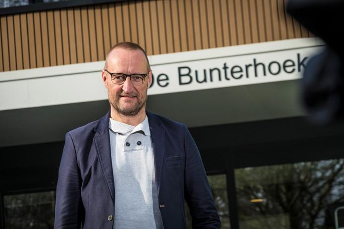 Pieter Bos van het crisisteam van WZU Veluwe: ,,Als we groen licht krijgen, kunnen we snel schakelen.''