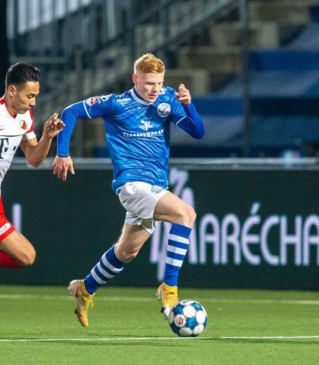 FC Den Bosch legt Vlijmense aanvaller Sebastiaan van Bakel voor drie jaar vast: 'Hij kan een publiekslieveling worden'