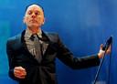 R.E.M.-zanger Michael Stipe.