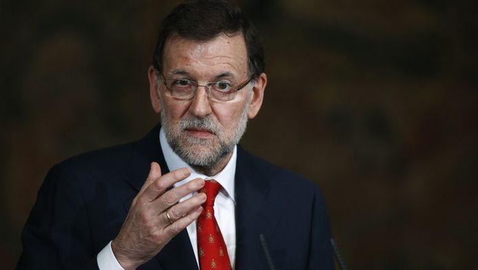 L'opposition espagnole réclame la démission du Premier ministre espagnol Mariano Rajoy (photo) suite à la publication d'échanges SMS avec l'ancien trésorier de son parti, actuellement en prison.