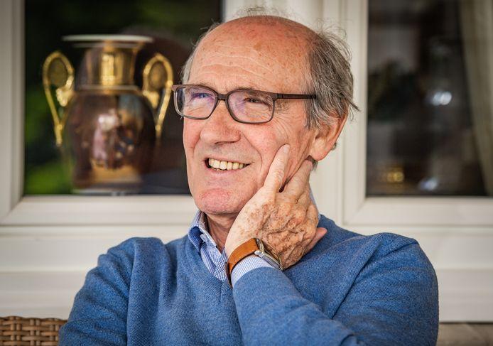 In mei van dit jaar interviewden wij Van Moer nog over het EK van 1972.