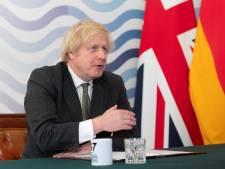 """Boris Johnson présente son plan de déconfinement """"prudent"""""""