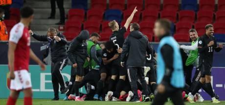Jong Oranje treft vermoeide Duitsers in halve finale EK
