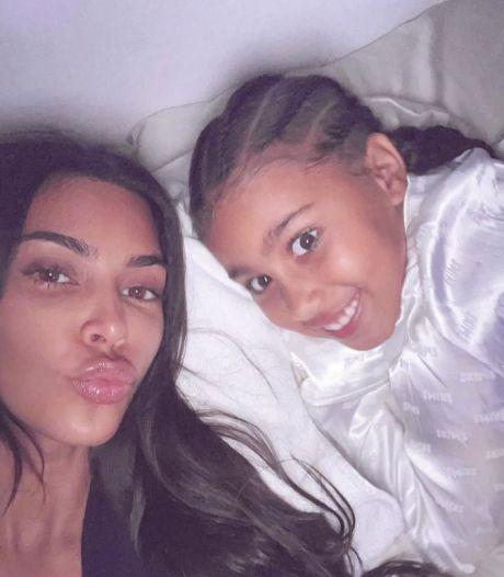 Le message d'anniversaire de Kim Kardashian à sa fille North ne passe pas