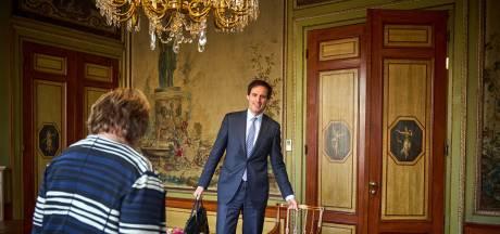 Hard 'nee' tegen VVD en D66 is van tafel bij Hoekstra en Segers