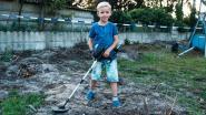 Vandaag start opgraving naar Duitse soldaat die Thomas (7) in tuin vond