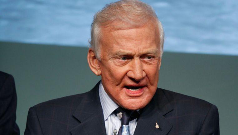 Buzz Aldrin Beeld UNKNOWN