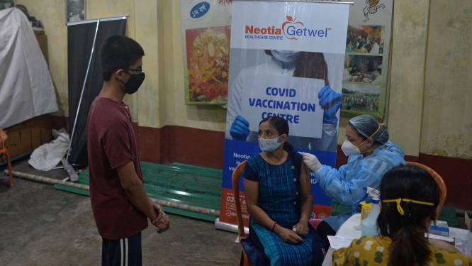 India boekt vaccinatierecord met 7,8 miljoen prikken op één dag