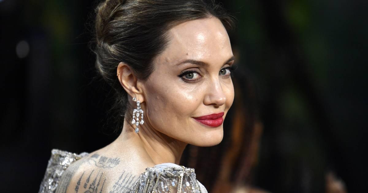 Angelina Jolie revend un précieux cadeau de Brad Pitt - 7sur7