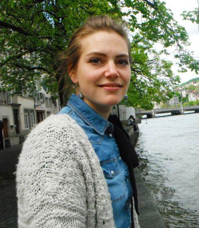 Onderzoekster Martha Deen.