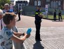 500 politiemensen zijn vandaag aanwezig voor de herdenking van de Slag om de Schelde.