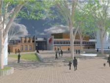 Meedenken over inrichting van terrein gemeentehuis Zevenaar