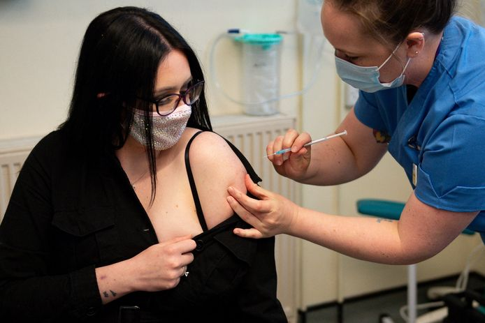 Au total, plus de 131,2 millions de personnes ont reçu au moins une injection aux Etats-Unis.