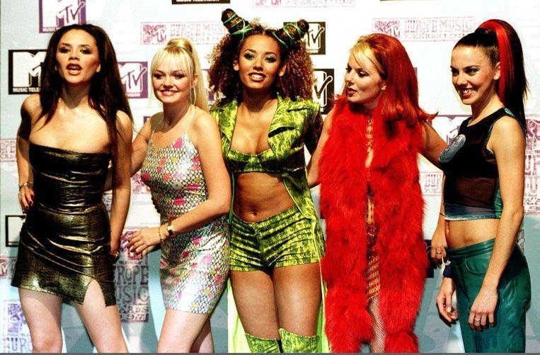 The Spice Girls. Beeld EPA