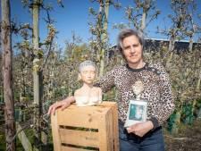 Kunst in de boomgaard: 'Beelden bewonderen en lekker wandelen tussen de bloesem'