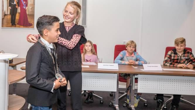 Noa's fietsenplan geeft de doorslag: hij is de nieuwe kinderburgemeester op Noord-Beveland