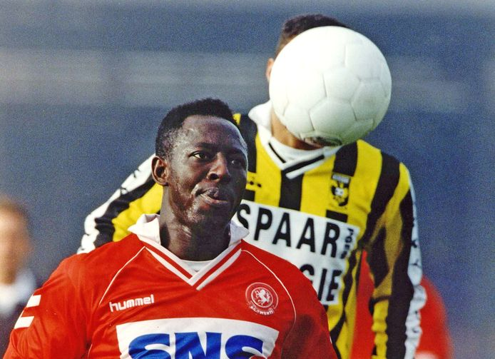 De vader van Robin Polley, Prince, groeide in de jaren '80 en '90 uit tot een heuse cultvoetballer bij Sparta en FC Twente.
