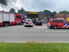 Jumbo in Hengelo ontruimd vanwege vreemde lucht