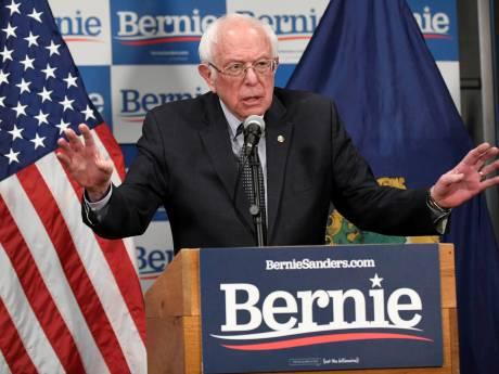 Bernie Sanders jette l'éponge et laisse la voie libre à Joe Biden