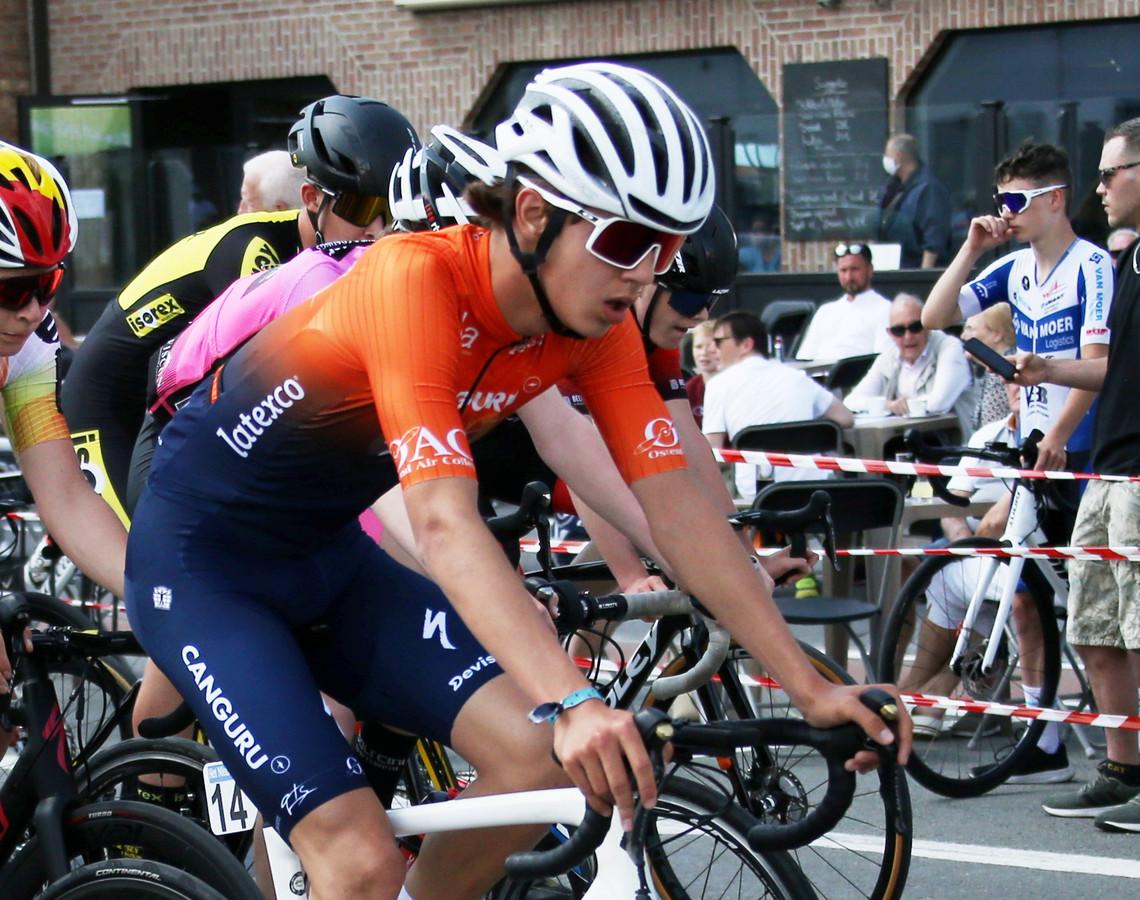 Matthé De Leyn gaf ziek forfait voor het BK in Liedekerke-Roosdaal, maar heeft goeie hoop dat hij woensdag in Koolskamp een gooi kan doen naar de West-Vlaamse titel.
