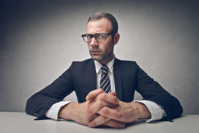 Een goede kandidaat doet er alles aan om zich te onderscheiden van zijn medekandidaten. Beeld Shutterstock