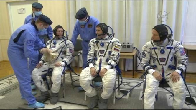 Eerste Brit onderweg naar ISS