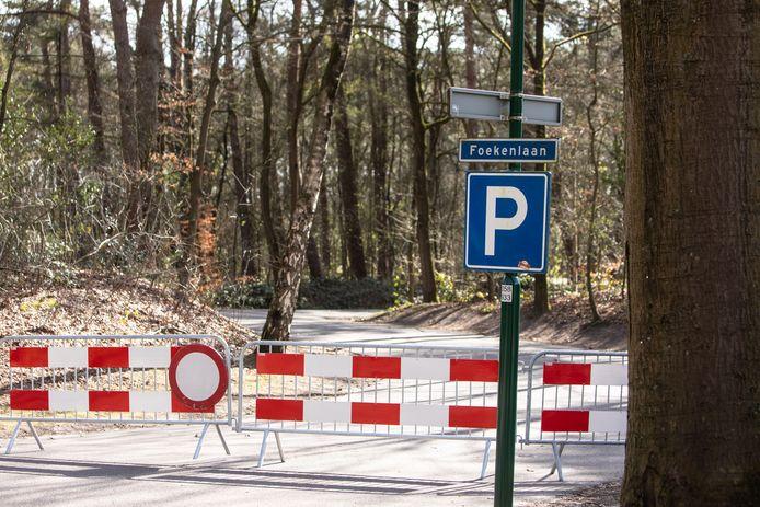 De afsluiting en bewaking van parkeerplaatsen bij de Soesterduinen kostte Soest 41.000 euro.