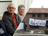 Bewoners de Oale Bouw in Westerhaar zijn furieus en dreigen met acties