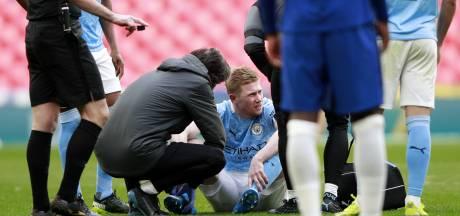 Chelsea élimine Man City en demi-finales de FA Cup, inquiétude pour De Bruyne touché à une cheville