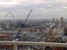 Quatre Ovnis au-dessus de Londres?
