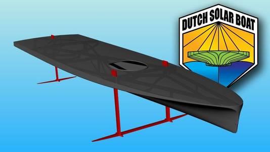 Dutch Solar Boat