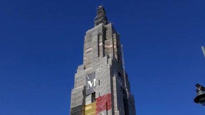 Blikseminslag op Sint-Katharinakerk legt deel stadsdiensten lam