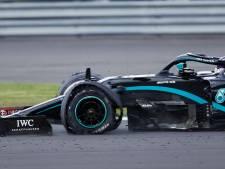 Pirelli sluit onderzoek: slijtage tóch oorzaak lekke banden Silverstone