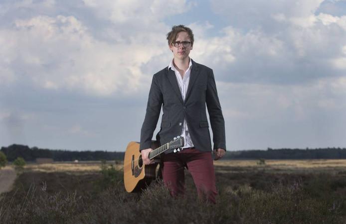 Singer-songwriter Rogier Pelgrim.