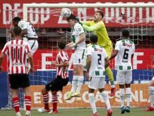 Knokkend Sparta krijgt met punt te weinig tegen slap FC Groningen
