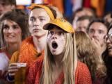 Nederland voetbalt en geen TV in de buurt