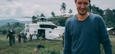 Bas (33) onderhandelt met rebellenleiders in Oost-Congo over vrijheid kindsoldaten