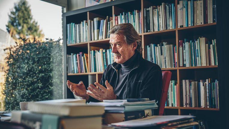 Wim Distelmans, arts en voorzitter van de controlecommissie Euthanasie Beeld Wouter Van Vooren