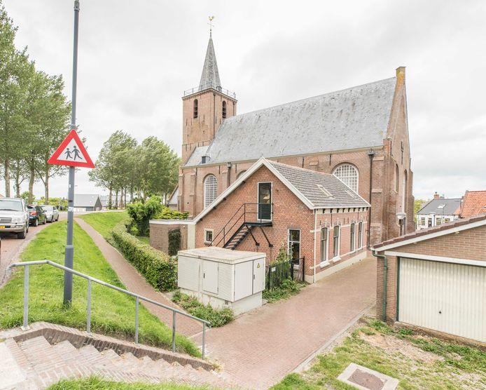 De Nicolaaskerk in Kortgene