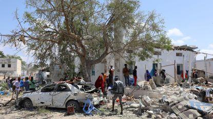 Zeker acht doden bij zelfmoordaanslag al-Shabaab in Somalië