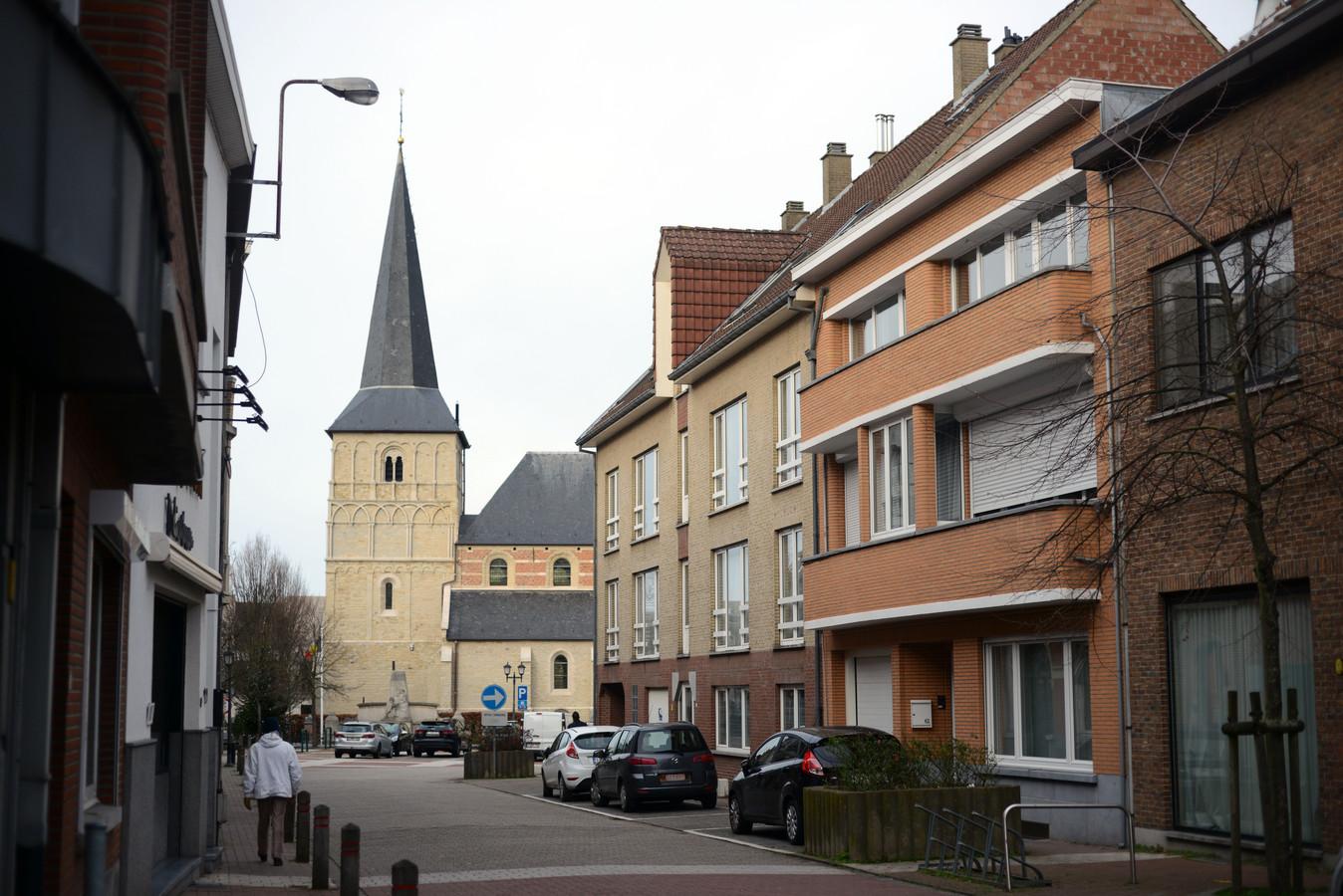 Het centrum van Herent