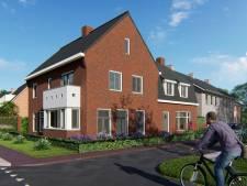 16 nieuwe woningen op Franciscuserf in Best